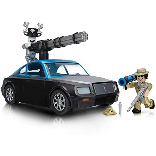 Roblox Action Collection - Jailbreak: The Celestial Deluxe Vehicle [Includes Exclusive Virtual Item]
