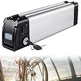 CARLAMPCR 24V/48V/36V 8AH/12Ah/10AH/15AH/20AH La batería de Iones de Litio para Bicicleta eléctrica es Adecuada para Motores de 250W 350W,24v/20ah
