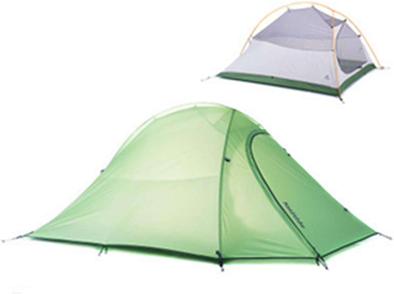 XINTONGDA Ultralight Outdoor Double Rainproof Camping-Wanderzelt - Strandzelt - Winddichtes Zelt B07MPFHZ7K  Überlegene Qualität