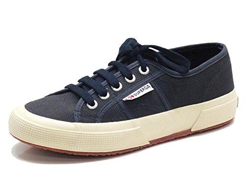 Superga 2750-cotu Classic Sneaker, Unisex – Adulto, Blu (Navy S933), 39 EU