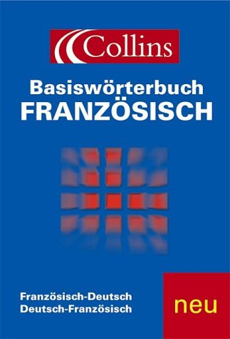 Xgerman/French Basiswbuch (Dictionary)