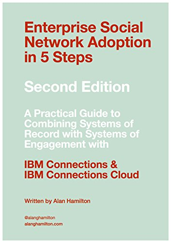 Enterprise Social Network Adoption in 5 Steps: A practical guide to combining Systems of Record with Systems of Engagements with IBM Connections (English Edition)