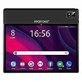 Tablet 10.1 Pulgadas, DUODUOGO Android 10 5G WiFi 4G LTE Tablet, 6GB RAM+128GB ROM, Octa-Core, Batería 7000mAh, Dual...
