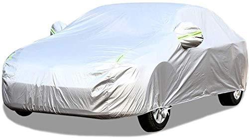 test YYZZ Autoabdeckung Limousine Autoabdeckung Wasserdicht / Winddicht / Staubdicht / Kratzfest UV-Schutz Deutschland