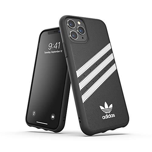 adidas Originals Kompatibel mit iPhone 11 Pro Hülle, TPU Schutzhülle - Schwarz