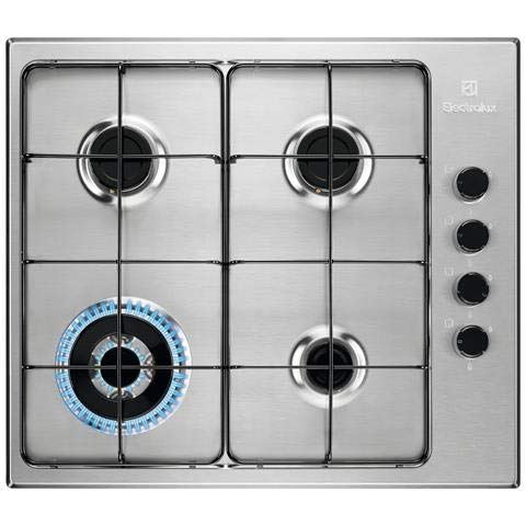Electrolux EGS6414X - Piano cottura a gas