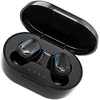 gdfh Bluetooth 5.0 Waterproof Sports in-Ear Headphone