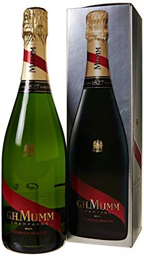 Champagne 'Cordon Rouge', G.H. Mumm con astuccio - 750 ml