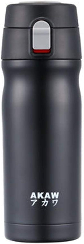 DQMSB Cadeaux haut de gamme pour hommes de tasses Thermos Tasses personnalisées lettrage de tasses à vide en acier inoxydable Tasse (Couleur   3)
