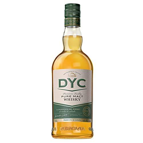 Dyc Malta Estuchado Single Malt Whisky 40%, 700ml