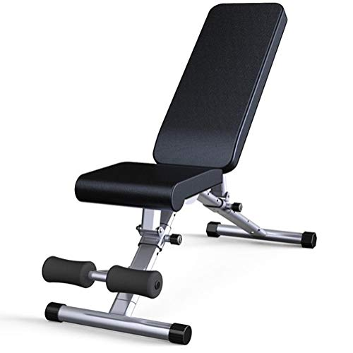 PLEASUR Standaard Incline Sit Up Bank plat ab Board verstelbare trainingsapparatuur Bank Sit Up Abdominal Fitness Crunch Board schuine kernkracht training Utility Incline banken