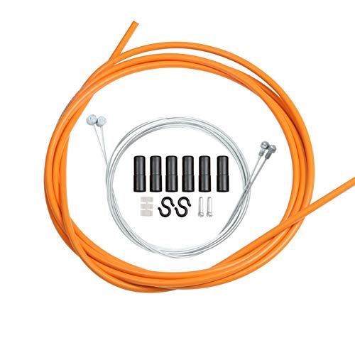 Balight Kits de Cables y Fundas de Freno/Cambio universales MTB Bicicleta de...