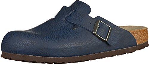 BIRKENSTOCK Unisex Schuhe Damen und Herren Boston SFB Clog, Pantoffel, softes Fußbett, Braun (Espresso), EU 36, Normal