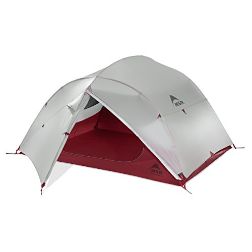 MSR Mutha Hubba NX 3-Person Lightweight Backpacking Tent...
