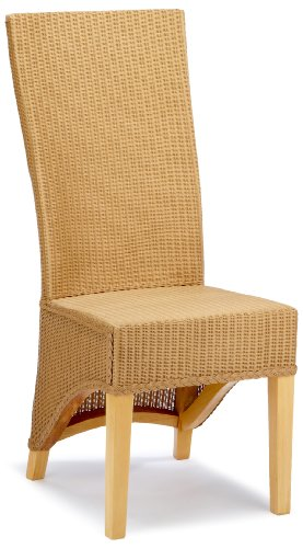 Hansen 6231 Lloyd-Loom-Stuhl 46 x 50 x 111 cm Natur