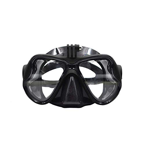 Linghuang duikbril met adapter compatibel met DJI Osmo Action/Insta360 One/One X/Xiaomi Yi/GoPro Hero 7 6 5