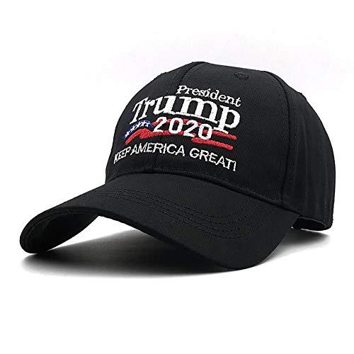 NA honkbalpet, verstelbaar, geborduurde hoed, sportkleding, Donald Trump, 2020