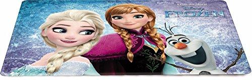 Star Licensing Disney Frozen Tapis Multicolore en Polyester, Motif La Reine des neiges, 50 x 80 cm
