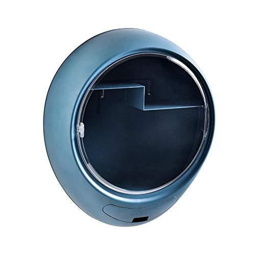 Gabinete De sméticos Montado En La Pared Caja De Almacenamiento De Compartimiento De Diseño De Múltiples Capas Impermeable Caja De Lápiz Labial Caja De Almacenamiento De Crema Para Ojos De Perfume