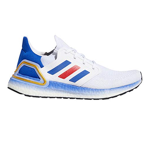 adidas Herren Ultra Boost 20, Americana, Wei� (Americana), 48 EU