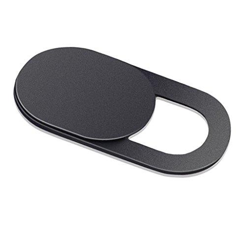 #N/A/a Cubierta de La Cámara Web Protección de Privacidad para iPhone 6 7 8 X PC Tablet Negro