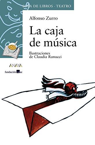 La caja de música (LITERATURA INFANTIL - Sopa de Libros (Teatro))