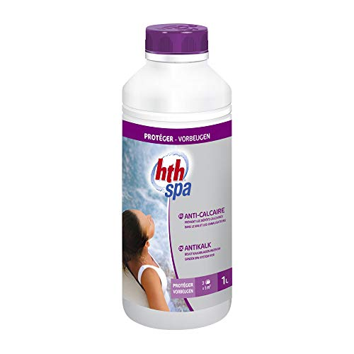hth Spa Antikalk - 1,0 l gegen kalkhaltige Ablagerungen im Spa
