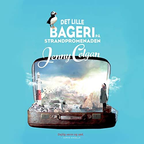 Det lille bageri på strandpromenaden audiobook cover art