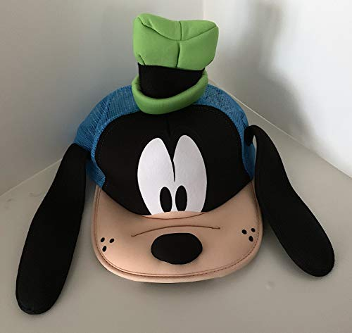 Disney Parks Goofy Mesh Hat Cap NEW