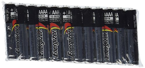 Energizer AAAA Quadruple A E96 Batteries 12 Pack