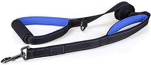 DPPD Haustier Rucksack Schilf für Hunde Einziehbare Schilf für reflektierte saubere für Metier Hunde Haustierbedarf (Farbe: E Blau, Größe: Einheitsgröße)