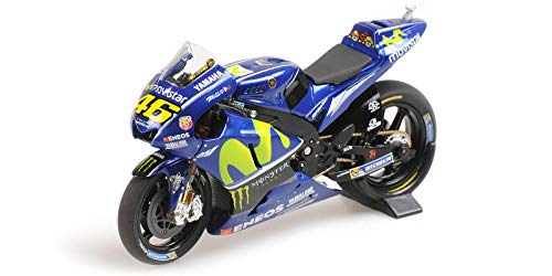 YAMAHA YZR-M1 Movistar 46 Winner Assen GP MotoGP 2017 - 1:18 - Minichamps