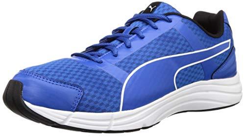 Puma Men's Neutron Idp Royal-White Running Shoes-8 UK (19319604)
