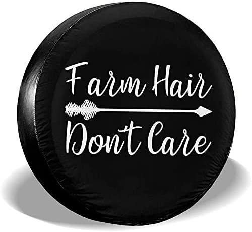 Guozheng Farm Hair Don't Care Max 63% Ranking integrated 1st place OFF Cover Univers Spare Polyester Tire