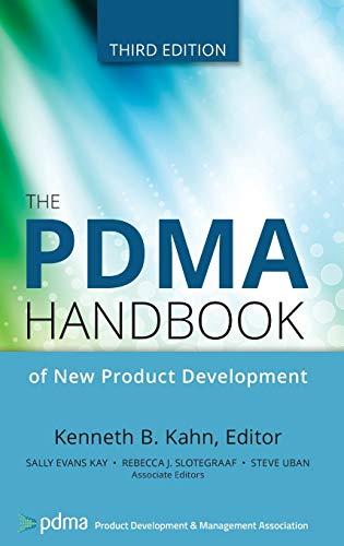 PDMA Handbook 3E