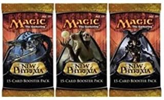 Magic The Gathering New Phyrexia Booster Pack [Toy]
