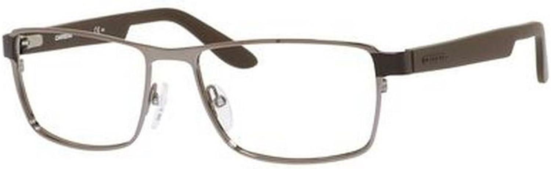 Carrera 5504 Eyeglass Frames CA55040BXG5416  Dark Ruthenium   Metal Frame, Lens Diameter 54mm,