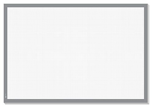 SIGEL HO260 Papier-Schreibunterlage zum Abreißen kariert