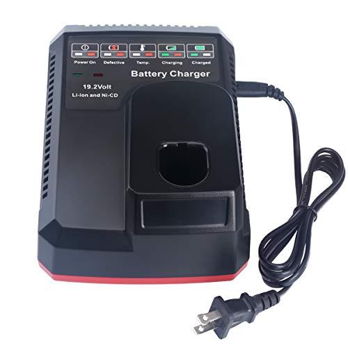 Biswaye 19.2V Battery Charger Replacement for Craftsman 19.2V C3...