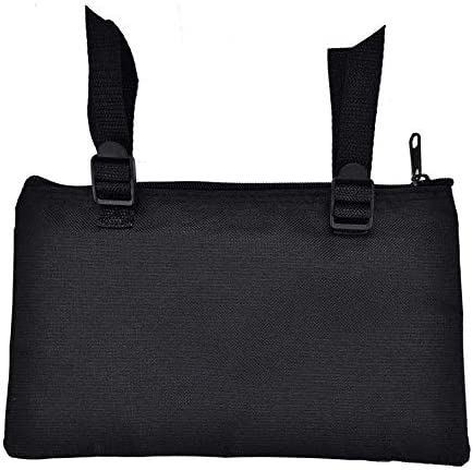 Armrest Saddle Bag Waterproof Scooter Stur Fort Worth Mall Mobility Max 84% OFF