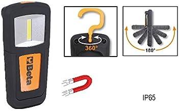 Beta 018360050-1836A-L/ámpara De Cabeza Led Y Sensor