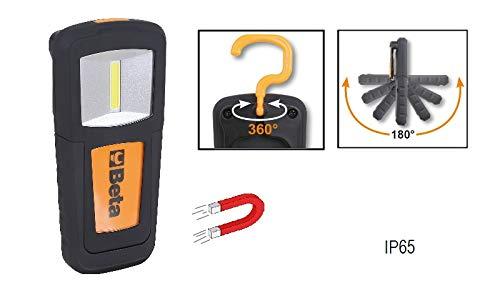 Beta 018380010-1838Cob-Lámpara Led Portátil Recargable