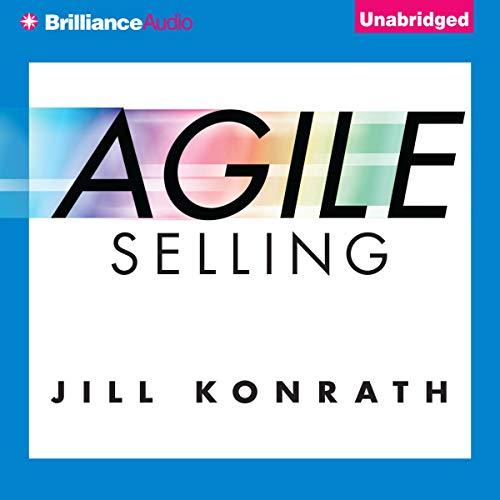 Agile Selling audiobook cover art