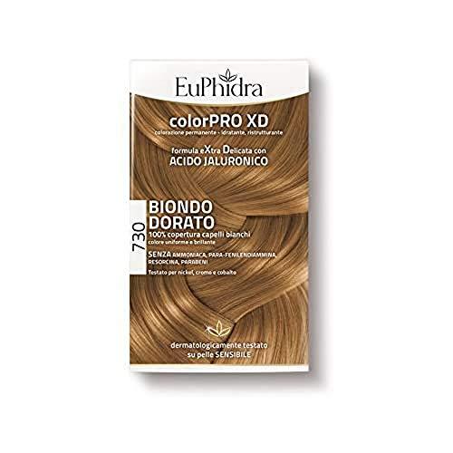 Euphidra ColorPro XD, 730 Biondo Dorato - 10 gr