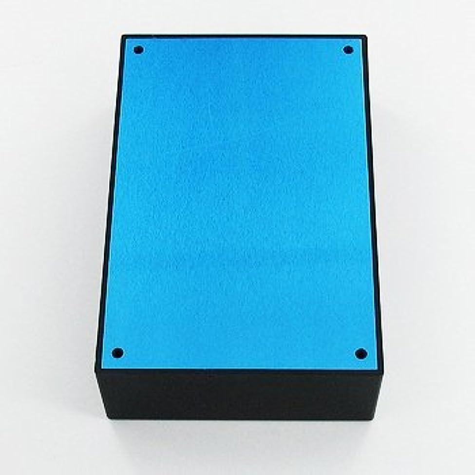 呼びかける湿気の多い直感テイシン電機 汎用型モールドケース 黒 110×175×40 TB-22B