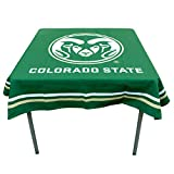 College Flags & Banners Co. Colorado State Rams Logo Tablecloth or Table Overlay