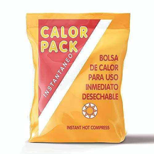 Bolsa de Calor Instantáneo 14x19cm, Fabricado en España