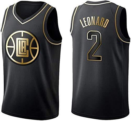 ZHINV Kawhi Sports Leonard - Camiseta de baloncesto sin mangas, diseño de Los Ángeles