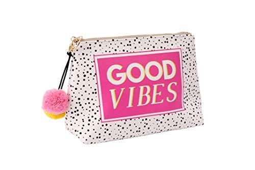 Trousse de Toilette « Good Vibes » de la Gamme Sweet Tooth de CGB Giftwares - Maquillage - Femme - GB01966