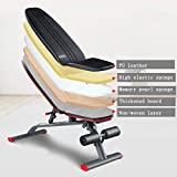 Zoom IMG-2 lipengtaoshop sit up bench strength